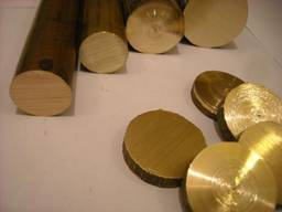 Круг бронзовый 67 мм ГОСТ 24301-93 БрО5Ц5С5 БрО3Ц12С5 БрО3Ц7