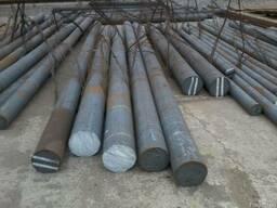 Круг стальной 10 - 600 мм