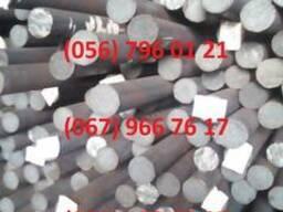 Круг горячекатаный 100 мм ст. 20, 45, 09Г2С, 70Г, К-63.