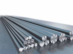 Круг конструкційний металевий, D-100, марка сталі - 45