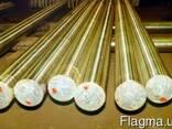 Латунный круг (пруток) Л63, ЛС59 ф 90х3000 мм - фото 4