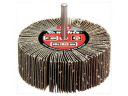 Круг лепестковый для дрели, P 60, 60 х 20 х 6 мм Matrix...
