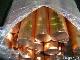 Круг медный 15, 0 мм М1, М2 ГОСТ 1535-91