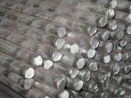 Круг стальной Ø 20,30,50,60,70,80,90,100-350 мм. Сталь У8