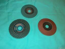 Круги отрезные и зачистные 125 диаметра