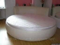 Круглая кровать Венера. Кровать круглая в Киеве Изготовление