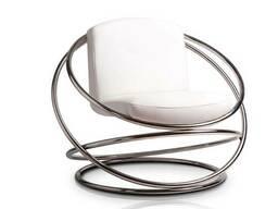 Круглое кресло в стиле лофт