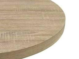 Столы круглые HoReCa для кафе баров ресторанов из массива дерева и металла