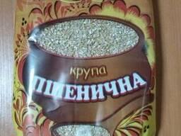 "Крупа Пшенична ""Повний Глечик"" 700г, 1/10"