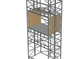 Крупногабаритные грузовые подъёмники до 6000 кг