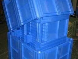 Крупногабаритные пластиковые контейнеры DOLAV