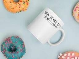 "Кружка ""New York City An Affair to Remember Mug"""