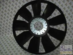 Крыльчатка вентилятора охлаждения MAN (Ø754 mm, лопастей 9)