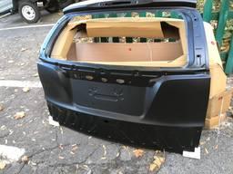 Крышка багажника Honda CRV ляда задняя дверь CRV CR-V