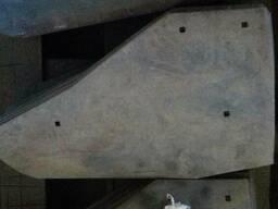 Крыло отвала плуга ПЛН от производителя