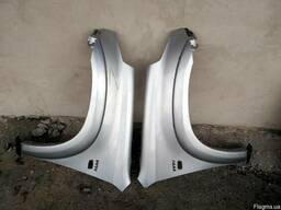 Крыло переднее левое 53812-42210 на Toyota Rav 4 00-05 (Тойо