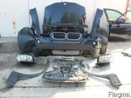 Бампер передний BMW X3 E83 F25