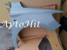 Крыло переднее левое правое Citroen C-Elysee крылья Ситроен