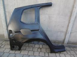 Крыло правое заднее VW TOURAN II 5TA 15r 3G9809844