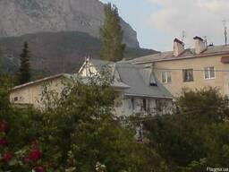 Крым - частный сектор, Алупка.