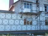 Крыши, Фасад, Кровля, Утепление фасада, Окна, Водосток - фото 2