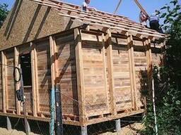 Крыши, мансарды. Строительство, ремонт, утепление.