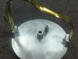 Крышка алюминиевая на доильное ведро