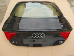 Крышка багажника Audi Ауди А7 авторазборка б\у