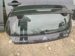 Крышка багажника б/у Citroen C2 2003-2010