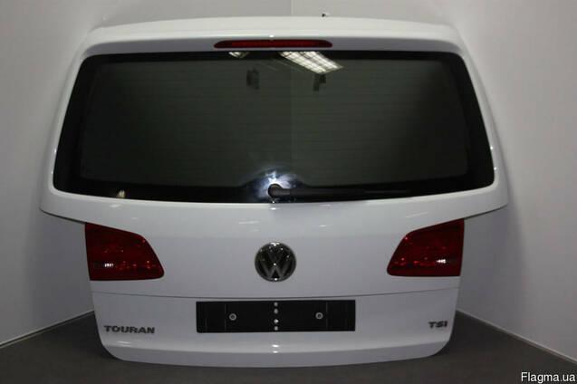 Крышка багажника Бампер задний Фонари VW Touran 10-15
