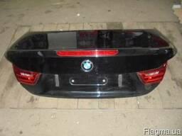 Крышка багажника BMW (БМВ) F32\F33\F36 2013-2015 б\у