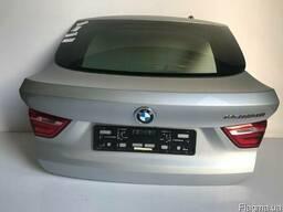 Крышка багажника BMW (БМВ) X4 F26 2014-2018 авторазборка