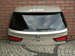 Крышка багажника BMW X5 F15 2013-2014 разборка б\у