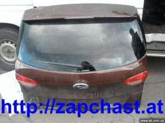 Крышка багажника бу (б/у) Subaru (Субару) Forester, Impreza