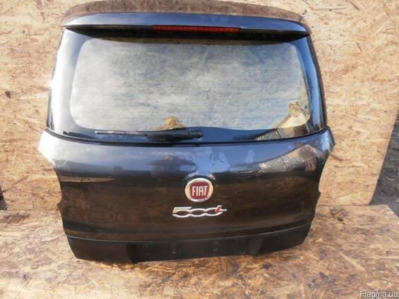 Крышка багажника Fiat 500L (Фиат 500Л) 2012-2014