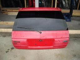 Крышка багажника Ford Escort (1991-1993г) .