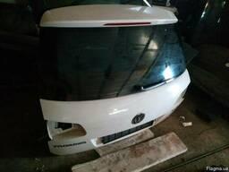 Крышка багажника голая со стеклом VW Touareg Туарег NF 7P