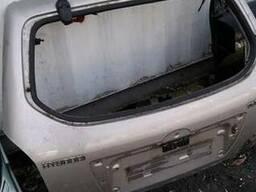 Крышка багажника Хундай Туксон Hyundai Tucson