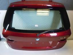 Крышка багажника комплектная (цвет A82) BMW X1 E84