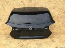 Крышка багажника комплектная Mercedes W176 12-14