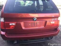 Крышка багажника ляда BMW X5 E53 E70 F15