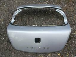 Крышка багажника, ляда Seat Toledo III 04-09 год