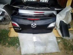 Крышка багажника Mazda 3 кузов BL с 09 по 12 года