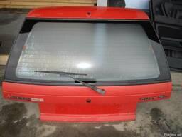 Крышка багажника Mitsubishi Golt хетчбек 1988-1992.