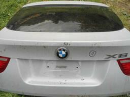 Крышка багажника на BMW X6 E71 (БМВ X6 E  год