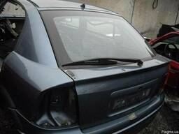 Крышка багажника Opel Astra G 1998-2002 хэтчбек.
