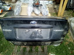 Крышка багажника Subaru Legacy кузов BL
