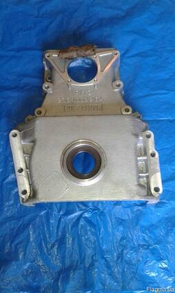 Крышка блока передняя ЯМЗ-238АК-1002261-а