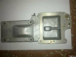 Крышка блока верхняя под компрессор ЯМЗ , 236-1002255-В4