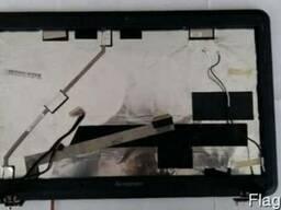 Крышка дисплея матрицы ( корпус ) Lenovo IdeaPad G550 new
